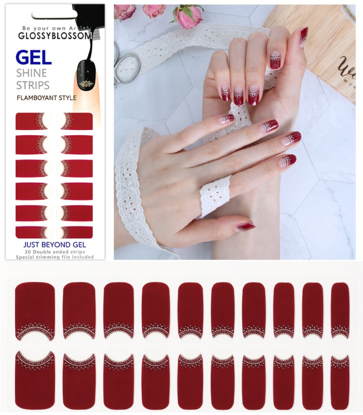 gb45183_Winter Red Glamorous