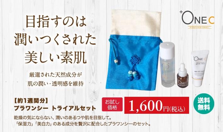 お試しセット1600円